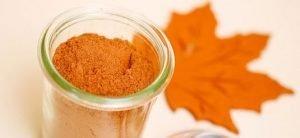 Homemade Pumpkin Spice / Pumpkin Spice Hecho en Casa