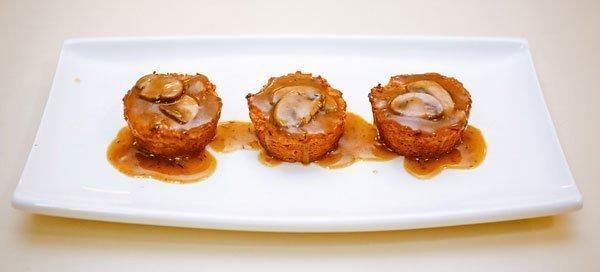 Sweet Potato Muffins / Sabrosas Copitas de Camote